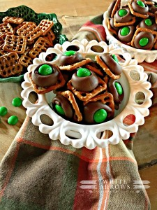 Sweet and Salty St. Patrick's Day Treat