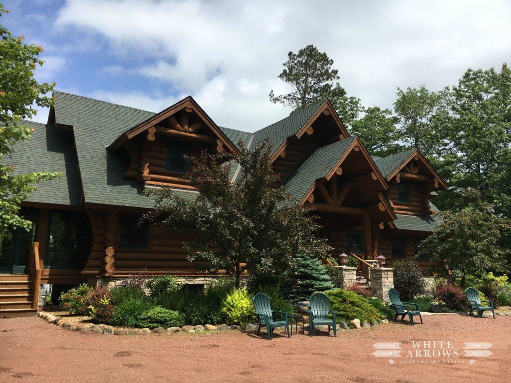 log home, log cabin, cabin