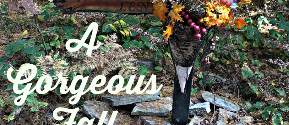 Fall Home Tour~ Outdoor Spaces