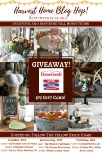 Harvest Home Blog Hop